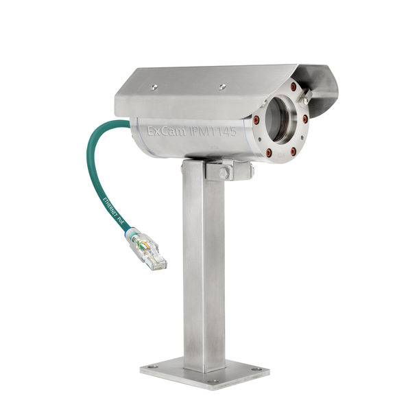 Explosion Proof IP Camera with PoE
