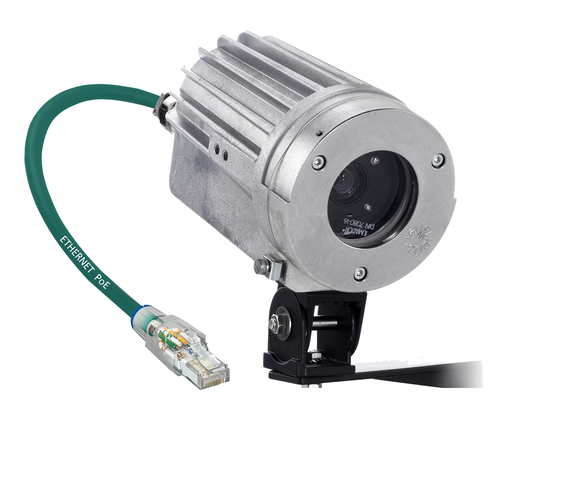 Explosion Proof Camera in Aluminum Housing
