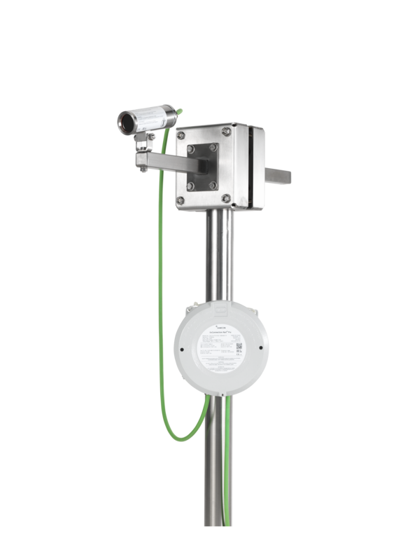 ExCam IPP1280 Pole Mounted