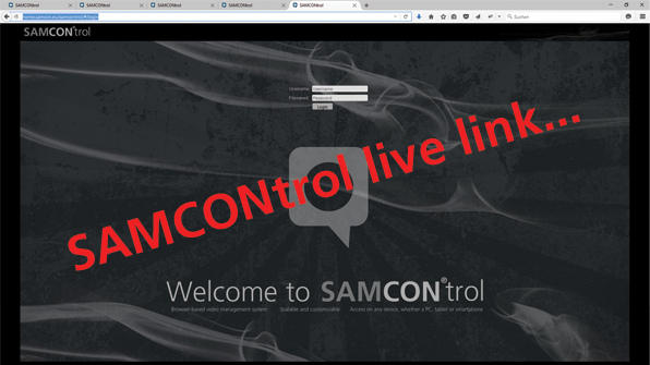 Samcon ExCam IP1364 User Manual